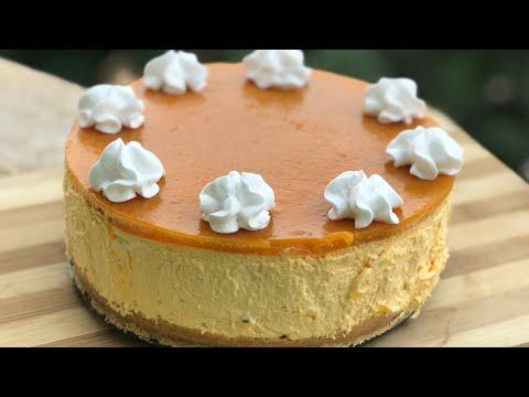 No bake no creamcheese mango cheesecake recipe mango cheesecake recipe