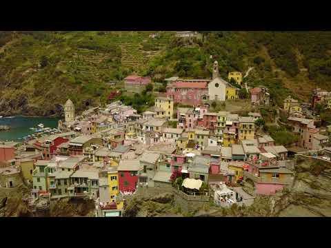 Cinque Terre, Italy 4K/UHD