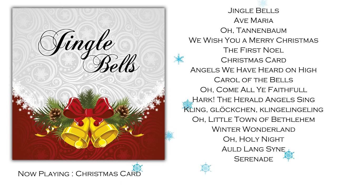 Jingle Bells ~ Christmas songs (Full Album) - YouTube