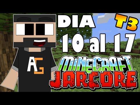 Minecraft Jarcore T3 |  del dia 10 al 17