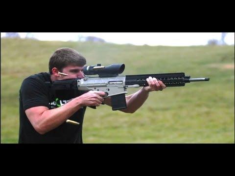 DRD Paratus-18 (Suit Case Gun)