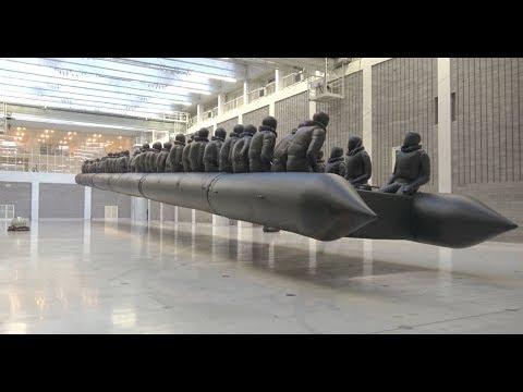 Prague - Národní galerie v Praze | National Gallery - Ai Weiwei: Law of the Journey