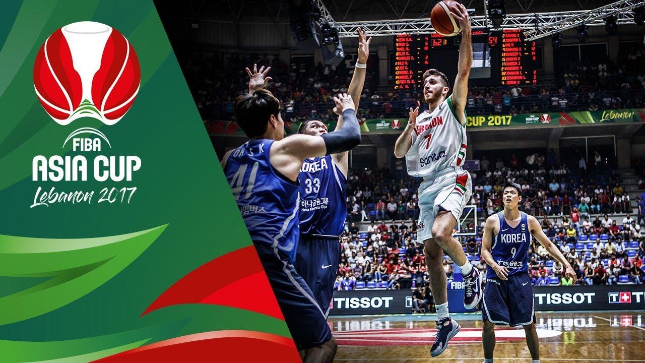 Wael Arakji's best FIBA Asia Cup moments