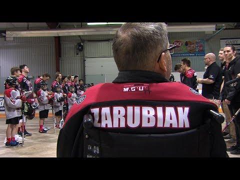 Kevin Zarubiak Red Deer Lacrosse Tribute