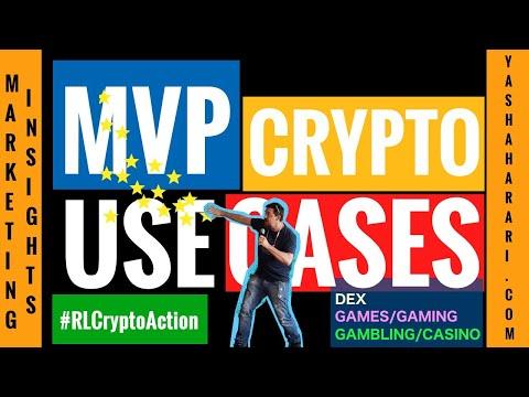 Crypto Marketing Use Cases - Marketer Clarifies