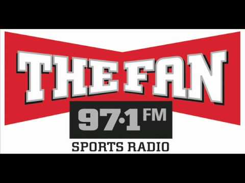 The Big Show Interview with Robert Smith on 97.1 The Fan