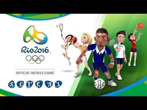 Official Rio 2016 Olympic Games  (Neowiz Games Corporation) Launch Trailer - IOS / Android
