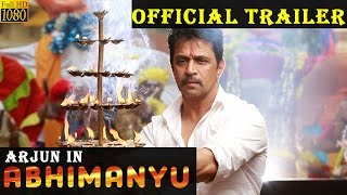 Abhimanyu Kannada Trailer 2014 HD Hindi Dubbed Trailer