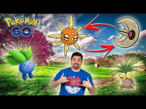 ¡NUEVO EVENTO EQUINOCCIO con tipo PLANTA, NUEVOS ATAQUES, ROTACIÓN y más en Pokémon GO! [Keibron] thumbnail