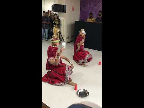 Chirmi Dance on Ghoomar song of padmavati