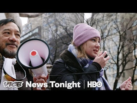The Women's March Rivalry Is Just The Left Eating Itself (HBO)