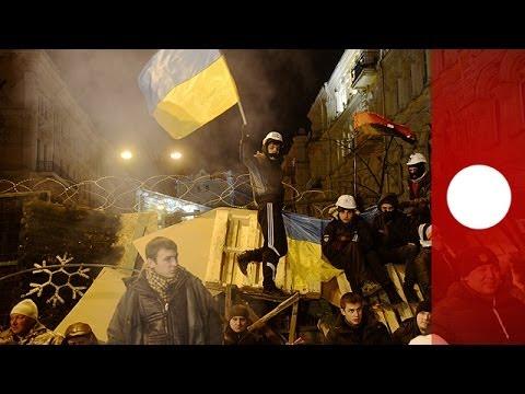 Ucrania: la oposición da 48 horas a Yanukovich para que cese al Gobierno