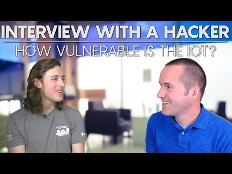 [FULL] Interview With A Hacker - Is Your Smart Home Safe?