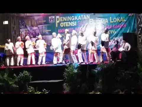 Qasidah Al Munawwar - Berjalanlah @RUSUN_Pesakih_Jakarta