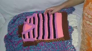 Handmade Sweters Jackets n hats... Knitting