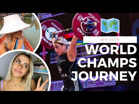 2019-weightlifting-world-champs-|-my-journey-towards-the-biggest-competition-of-the-year!