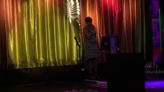 Norwegian Epic Karaoke: Kim Sings, April 2019