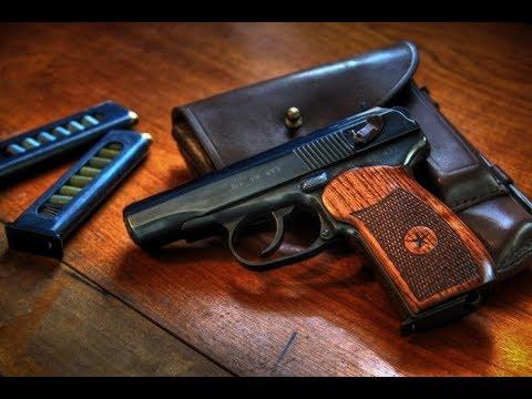 Как сделать пистолет за 15 минут своими руками