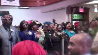 RootMagazineOnline.com- James Hall & WAP- For Your Name Is To Be Praised.MP4