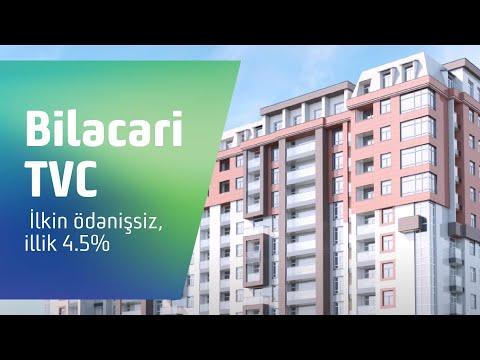Kristal Abşeron - Biləcəri filialı (ilkin ödənişsiz, illik 4.5%)