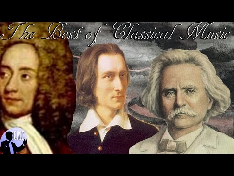 The Best of Classical Music: Liszt, Grieg, Albinoni, Ravel, Gounod, Rahmaninoff...