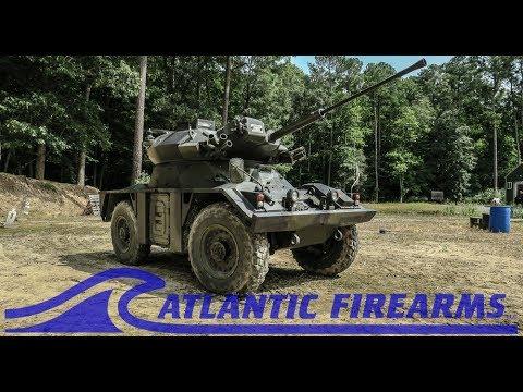 FOX ARMORED CAR FV721 at Atlantic Firearms