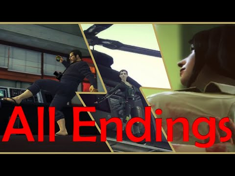 Dead Rising 2 Off The Record All Endings