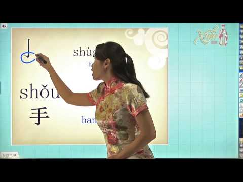 Basics of Chinese Writing (Hanzi) Part 2/3
