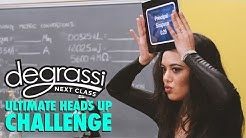 Degrassi: Next Class Season 3 Ultimate Heads Up Challenge