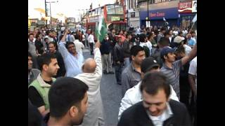 boom boom afridi celebrations in green st london high quality part 4