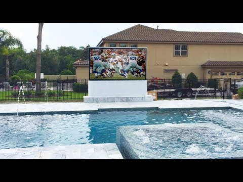 Synergy Fl Outdoor Installation - YouTube on Synergy Outdoor Living id=56535