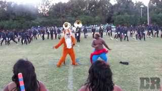 Belaire High School @ The Wave Fest Battle of The Bands (2015)