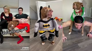 Funny Robby and Penny Tik Tok 2021 #3 - Try Not To Laugh Watching Robby and Penny Tik Toks