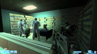 F.E.A.R. Online PC Gameplay | 1080p