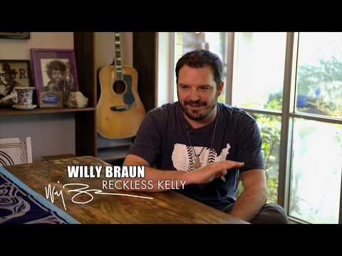 """Reckless Kelly - """"Ragged as the Road (LIVE)"""" Story & Montage Video Mp3"""