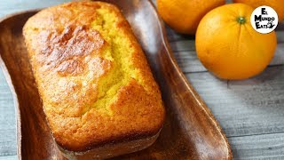 Super Easy Orange Cake