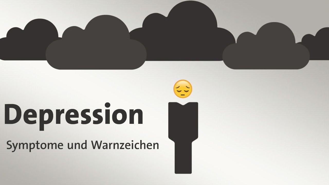 wie äußern sich depressionen