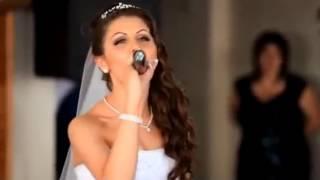 МУРАШКИ ПО КОЖЕ! Спела Невеста Своему Мужу На Свадьбе!невеста поет