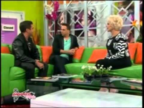TONIGHT'S TV INTERVIEW IF YOU MISSED IT PROMOTING SEP 27