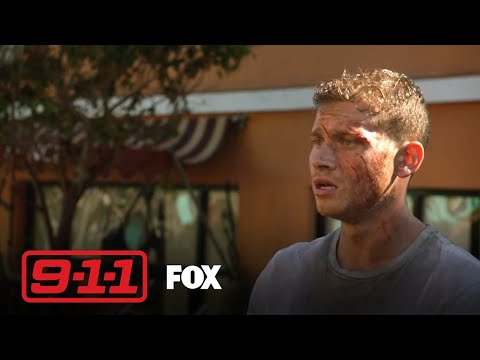 Buck Searches For Christopher | Season 3 Ep. 3 | 9-1-1