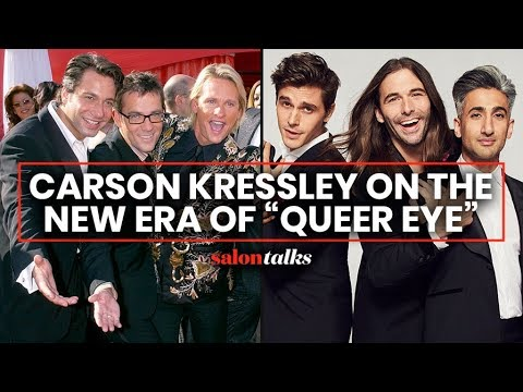"""How does original """"Queer Eye"""" Carson Kressley feel about the Netflix reboot?"""