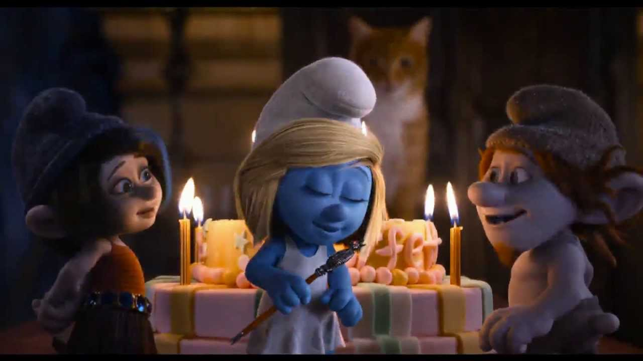 the smurfs 2 youtube
