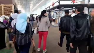 Inside Terminal 3 Ultimate Bandara Soekarno Hatta | Garuda Indonesia GA. 126