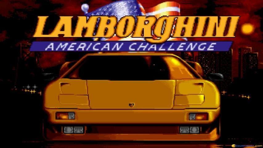 Lamborghini American Challenge
