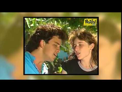 Glenn Medeiros et Elsa à Tahiti - Un roman d'amitié - 08/1988