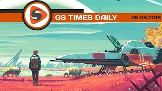 GS Times [DAILY]. No Man's Sky, Mass Effect: Andromeda, System Shock