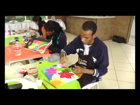 TVR e VC 6  - Pintura Solidária/Carnaval 2015 - TVR