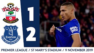 RICHARLISON AND DAVIES SEAL VICTORY | SOUTHAMPTON 1-2 EVERTON