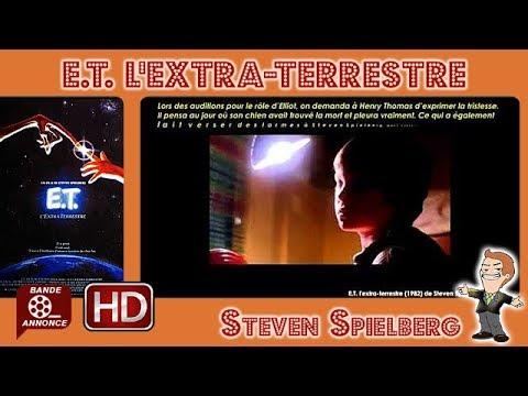 E.T. l'extra-terrestre de Steven Spielberg (1982) #MrCinéma_18