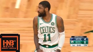 Boston Celtics vs Memphis Grizzlies 1st Qtr Highlights | 01/18/2019 NBA Season